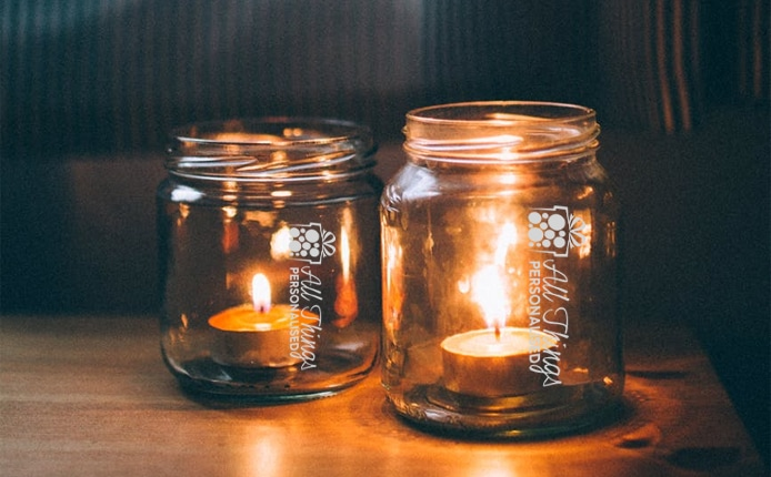 Candle and Tea Light Holders gift