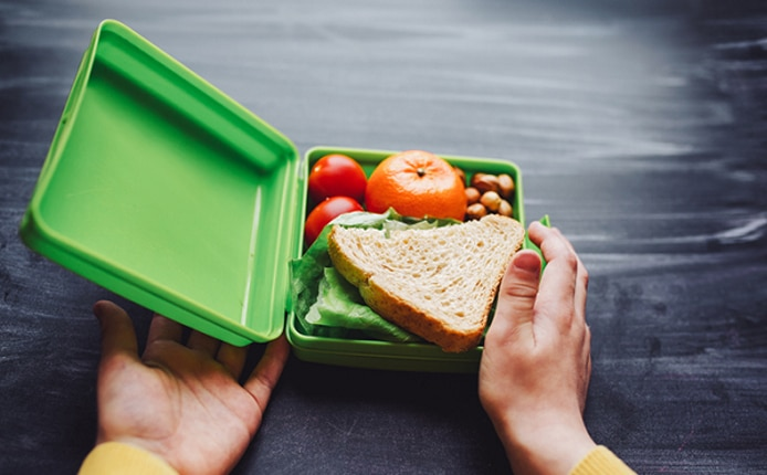 Lunch Boxes and School Bags gift