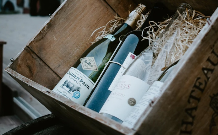 Wine Boxes gift