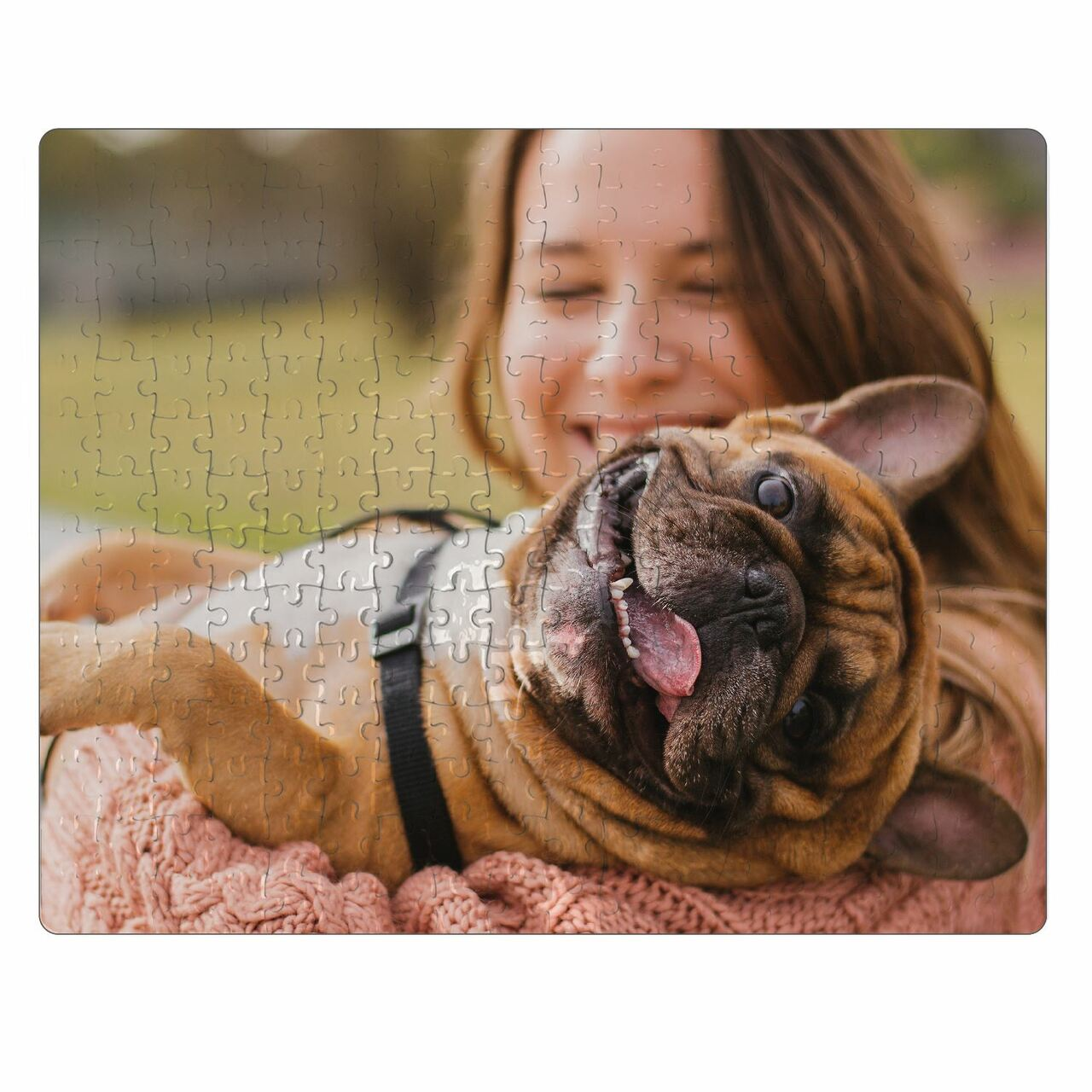 Personalised Jigsaw puzzle 28 x 35cm, pick any photo/picture of your choice