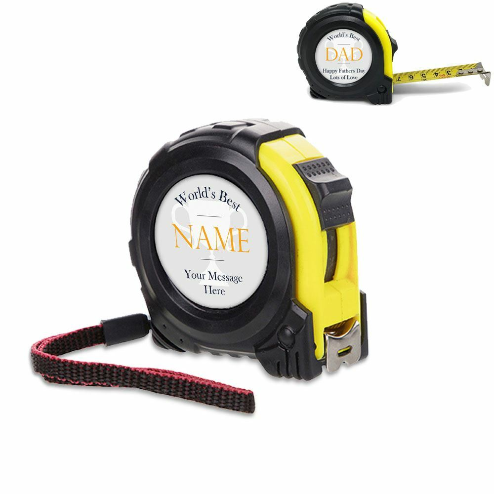 5 Metre Tape Measure with World's Best Design